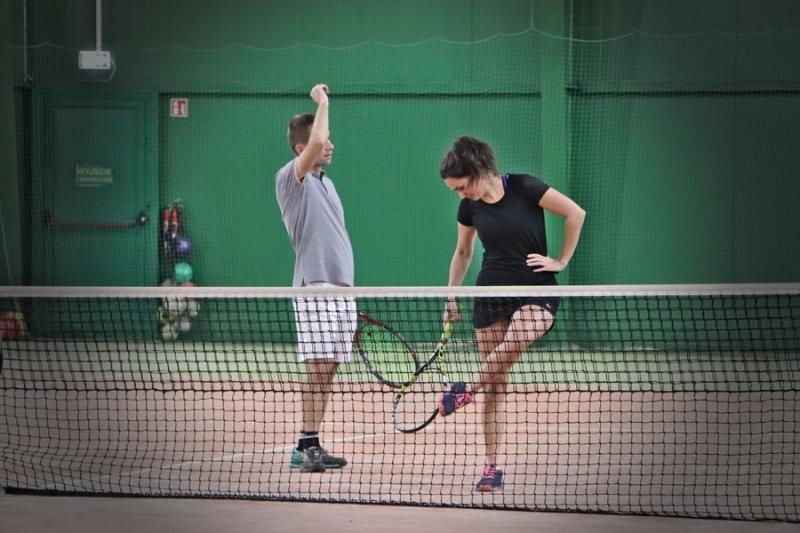 liga tenisowa 40