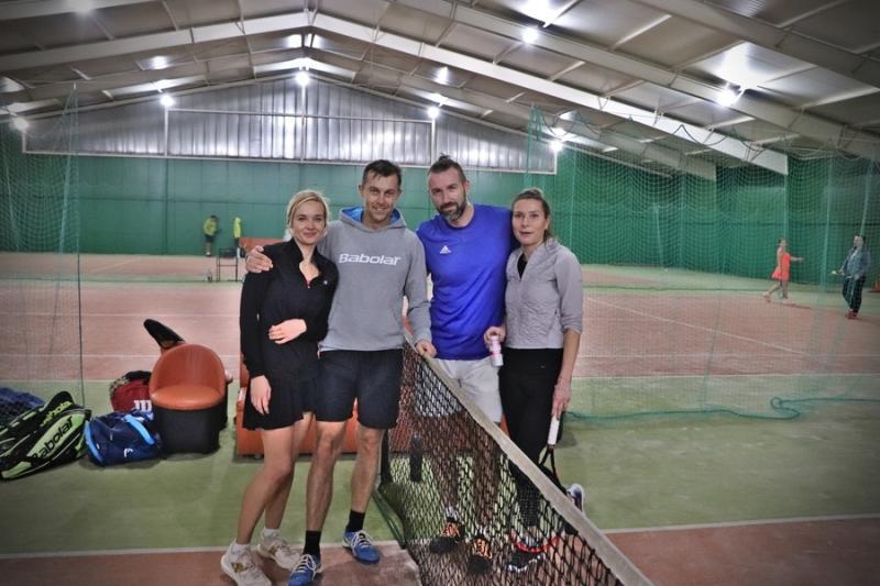 liga tenisowa 60